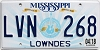 2018 Mississippi graphic # LVN-268