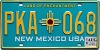 2018 New Mexico #PKA-068
