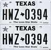 2018 Texas pair #HWZ-0394