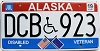 2019 Alaska Disabled Veteran #DCB-923