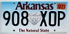 2019 Arkansas Diamond graphic # 908-XOP