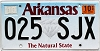 2019 Arkansas Diamond graphic #025-SJX