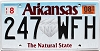 2019 Arkansas Diamond graphic #247-WFH