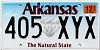 2019 Arkansas Diamond graphic #405-XYX