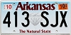 2019 Arkansas Diamond graphic #413-SJX