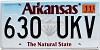 2019 Arkansas Diamond graphic #630-UKV