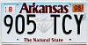 2019 Arkansas Diamond graphic #905-TCY