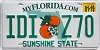 2019 Florida Orange graphic # IDI-Z70