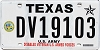 2019 Texas Army Disabled Veteran #19103