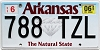 2020 Arkansas Diamond graphic #788-TZL