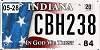 2020 Indiana In God We Trust graphic #CBH238
