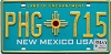 2020 New Mexico #PHG-715