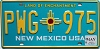 2020 New Mexico #PWG-975