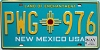 2020 New Mexico #PWG-976