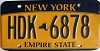 New York Empire State # HDK-6878