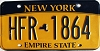 New York Empire State # HFR-1864