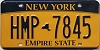 New York Empire State # HMP-7845
