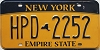 New York Empire State # HPD-2252
