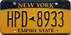 New York Empire State # HPD-8933