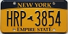 New York Empire State # HRP-3854