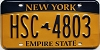 New York Empire State #HSC-4803