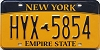 New York Empire State # HYX-5854