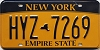 New York Empire State # HYZ-7269