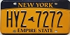 New York Empire State # HYZ-7272