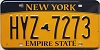New York Empire State # HYZ-7273