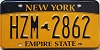 New York Empire State # HZM-2862