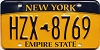 New York Empire State #HZX-8769