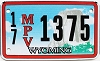Wyoming Multi Purpose Vehicle (MPV) # 1375, Campbell County