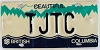 British Columbia Vanity graphic # TJTC