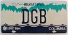 British Columbia Vanity graphic # DGB