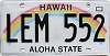 Hawaii Rainbow # LEM-552