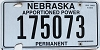 2014 Nebraska Permanent Apportioned Power # 175073