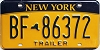 New York Empire State Trailer # BF-86372