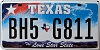Texas Lone Star State graphic # BH5-G811
