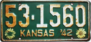 1942 Kansas # 1560, Pratt County