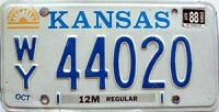 1988 Kansas graphic # 44020, Wyandotte County