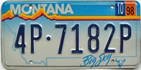 1998 Montana graphic # 4P-7182P, Missoula County