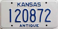 2002 Kansas Antique # 120872