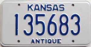 2002 Kansas Antique # 135683