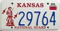 2004 Kansas National Guard graphic # 29764