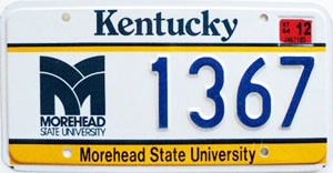 2004 Kentucky Morehead State University graphic # 1367