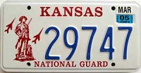 2005 Kansas National Guard graphic # 29747