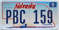 2006 Nebraska Wagon graphic # PBC-159