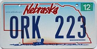 2007 Nebraska Wagon graphic # ORK-223