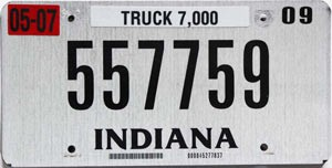 2009 Indiana Truck # 557759